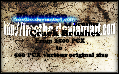 Photoshop Crack Brush