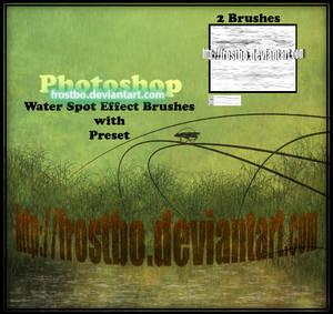 Spot Water Effect PS