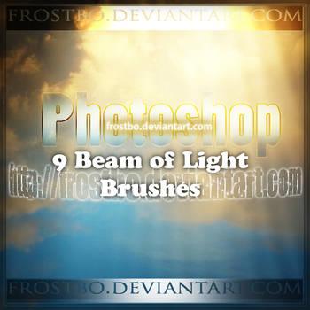 Beam Of Light Photoshop