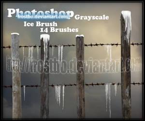 Ice Brush for Photoshop