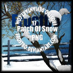 PNG Snow Patch