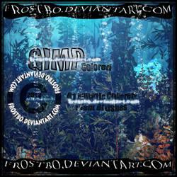 Aquatic Plant GIMP Brushes