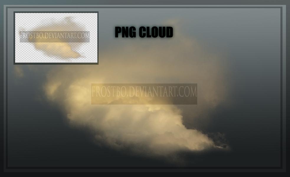 Transparent Cloud Stock 01
