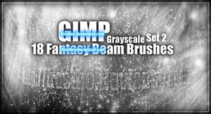 Gimp Beam set 2 Brushes
