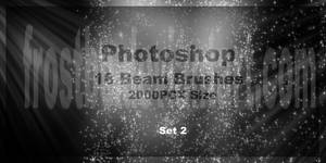 Photoshop Beam set 2 Brushes
