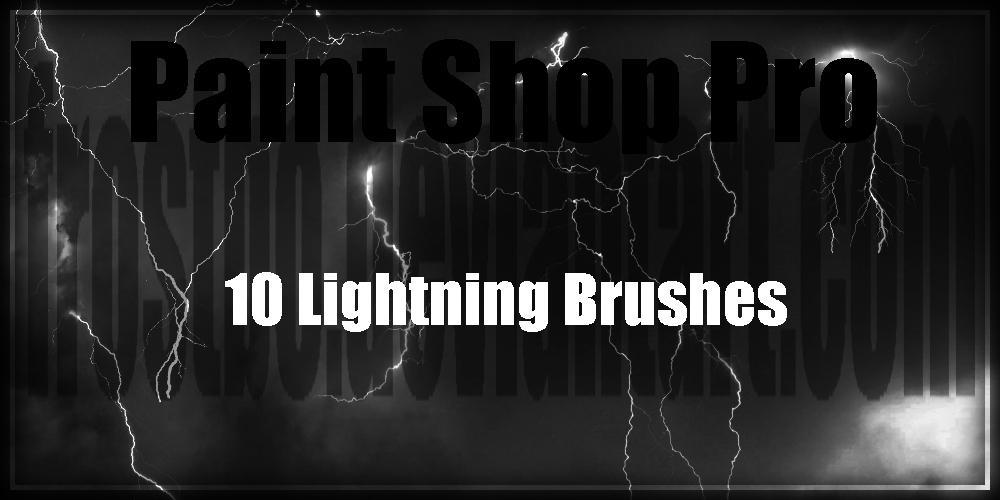 Paint Net Lightning