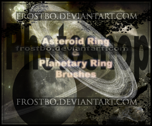 Planetary Ring and Asteroid Ring PS Brushes