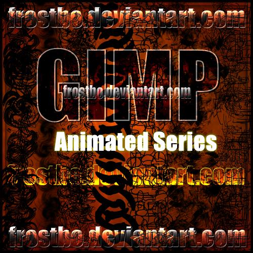 Animated Series Gimp Brushes I