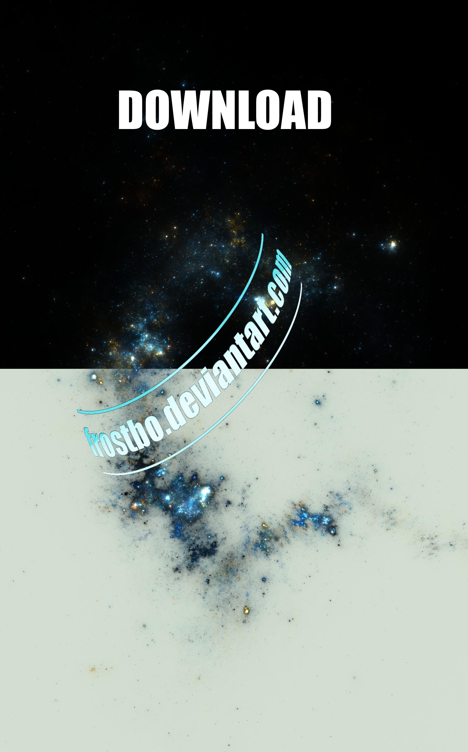 Fractal Nebulae Stock 02