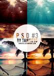 PSD 3: Golden Sunshine