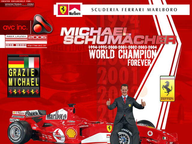Michael Schumacher :: TRIBUTE by amitverma