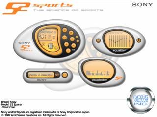 Sony S2 Sports by amitverma