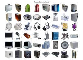 Random COMPUTER Icons