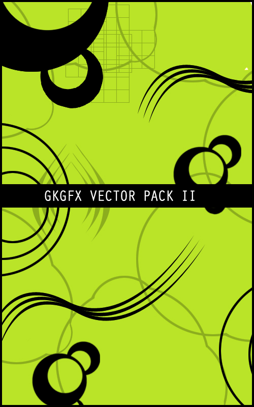 GKgfx Vector Brush Pack II
