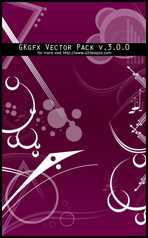 GK Vector Brush Pack v.3.0.0