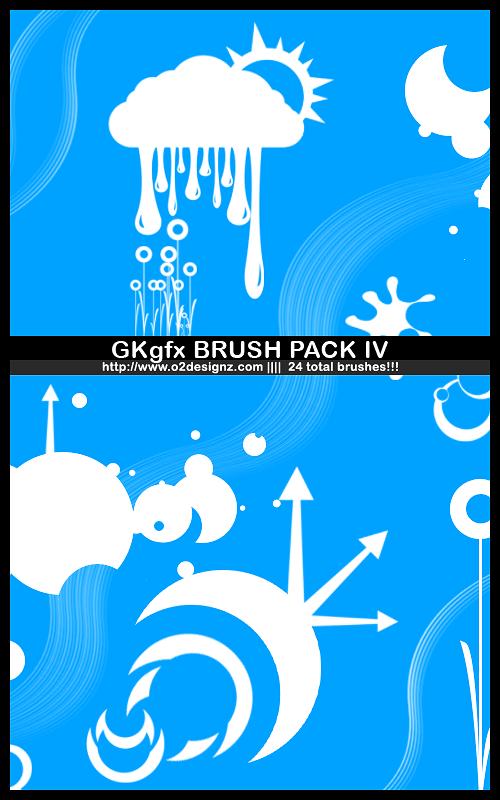 GKgfx Vector Brush Pack v4.0
