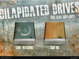 Dilapidated Drives v1