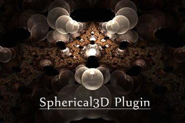 Spherical3D Plugin by TyrantWave