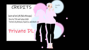 Outfit DL (Public DL) by BuggyIsMe