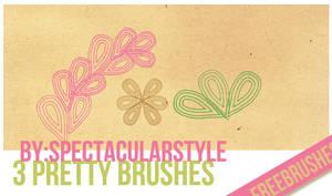 3 free brushes