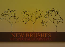 brushes set 04 by spectacularstyle