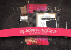 large texture set 02 by spectacularstyle