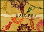 brushes set 05