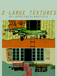 2 large textures by spectacularstyle