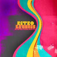 retro brushes set 07 by spectacularstyle
