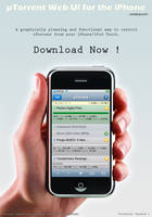 uTorrent Web UI for iPhone by aNdre-W