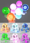 Glass Materials Pack