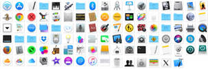 MacOS Icons