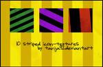 Striped Icon-Textures