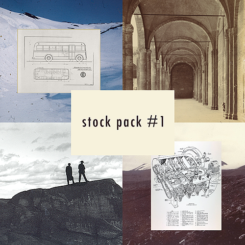 stock pack #1