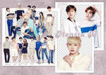 Render Pack | 27 HQ | Monsta X