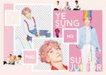 Render Pack   17 HQ   Super Junior   Yesung   #2
