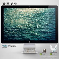 .WATER. Wallpaper by enemia