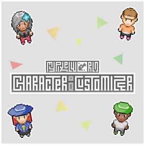 MyPixelWorld's Character customizer