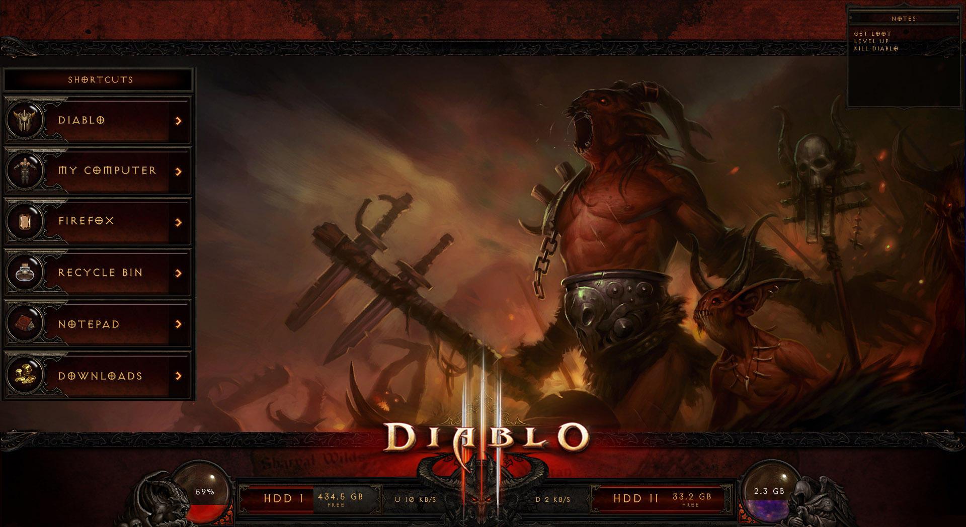 Diablo III Theme by Senzai