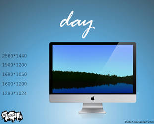 'day' - wallpaperpack by 2tobi7