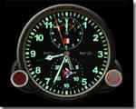 Mig-29 Strizhi Clocks