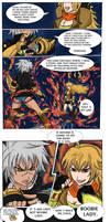 RWBY : Yang vs Bullet