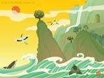 Penglai, Isle of the Immortals