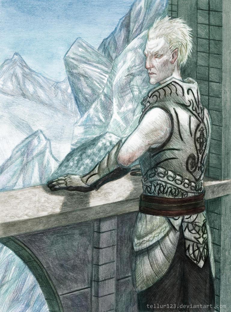 Snowfall Pt 1 Memories Of Knight Paladin Gelebor By