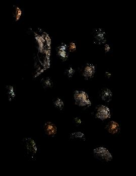 Asteroid Belts Mega Pack