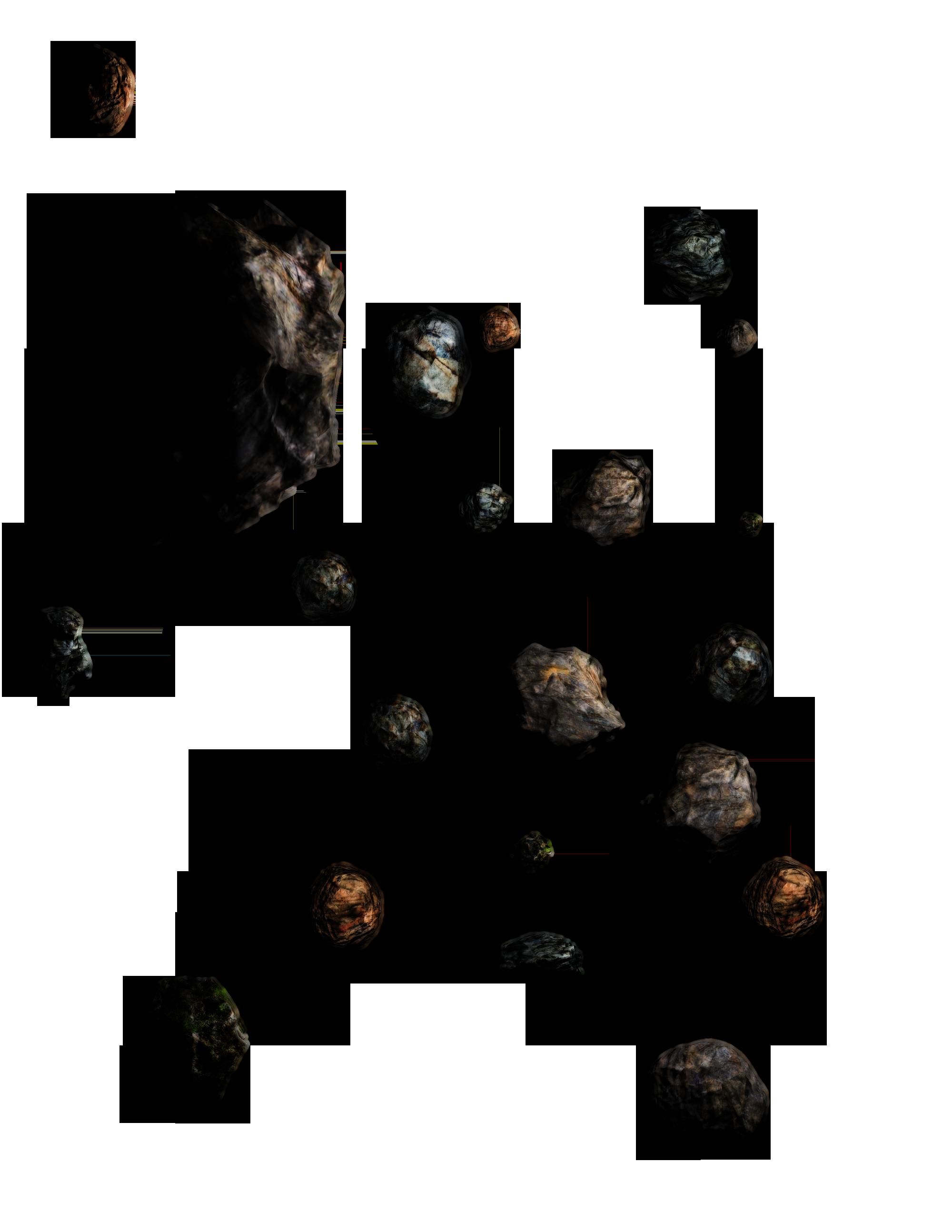 transparent asteroid belt - photo #3