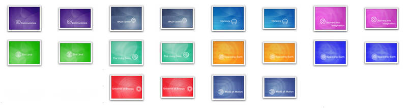 EPCOT Wallpapers-2009 Edition