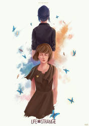 Farewell - Life is Strange by conxervation