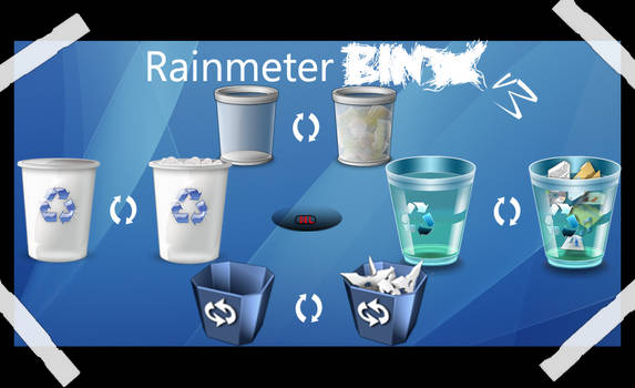 Rainmeter BIN v3