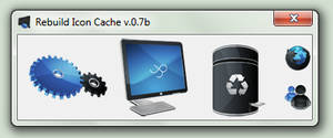 Rebuild Icon Cache v0.7b by screeny05